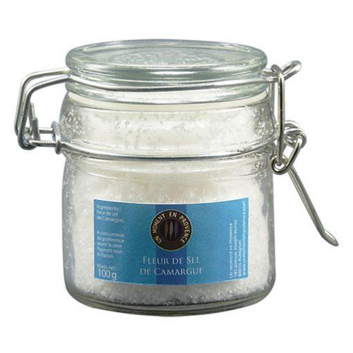 Pot de fleur de sel de camargue