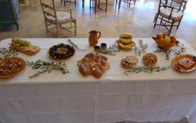 Noël et les treize desserts de Provence